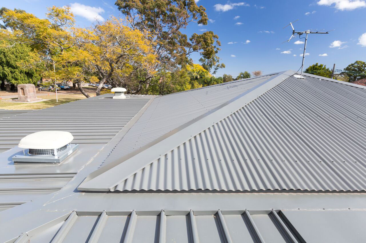 colorbond roof cost