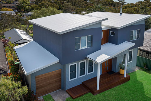 Corrugated Roofs Projects in Sydney