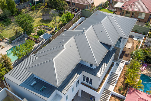 Corrugated Roofs in Sydney
