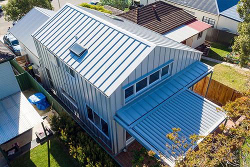 corrugated roofsroof tek