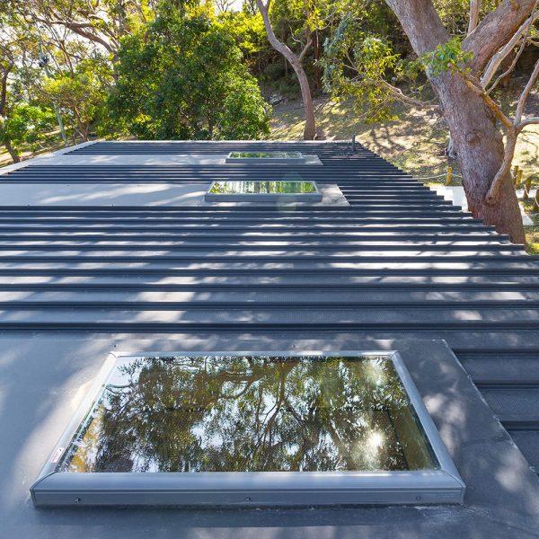 Bundeena Toilet Block - Roofs Bundeena