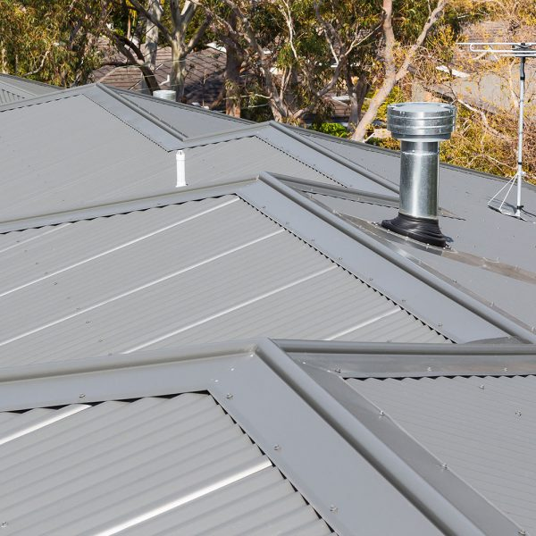 Epacris Rd Caringbah - Corrugated Roof Project