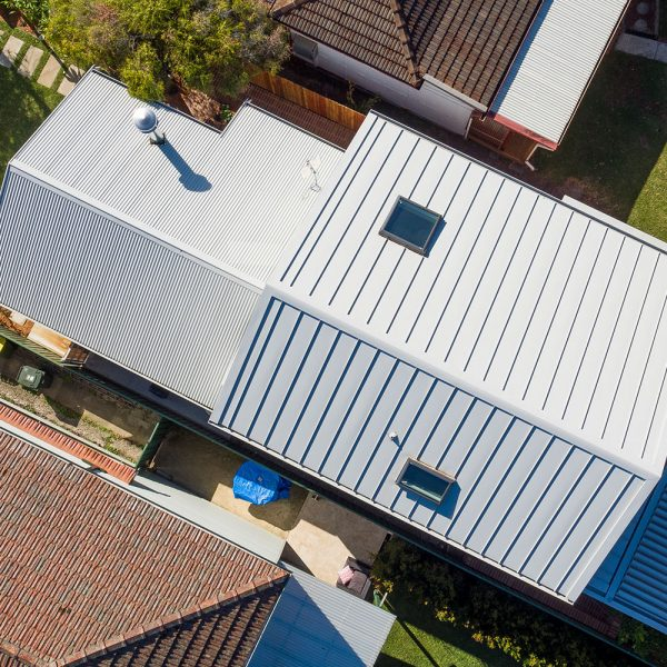 Mary St - Jannali - Corrugated Roofing Projects